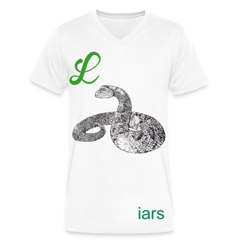 lIars - Men's V-Neck T-Shirt by Canvas