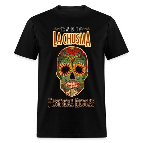 Radio la Chusma Dia de Los Muertos - Men's T-Shirt