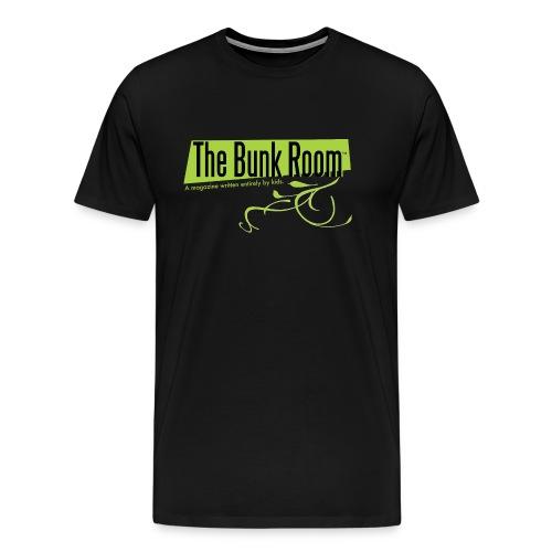 The Bunk Room Classic Tshirt - Men's Premium T-Shirt