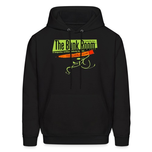 The Bunk Room Hoodie w/ Pencil - Men's Hoodie