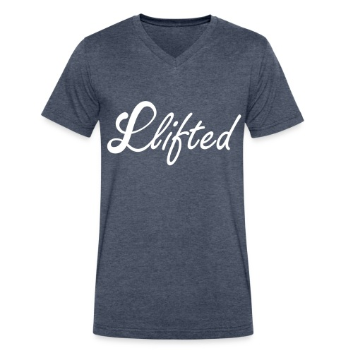 Lifted V-neck - Men's V-Neck T-Shirt by Canvas