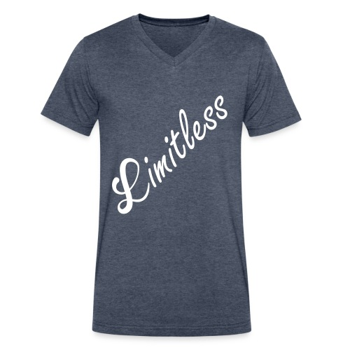 Limitless V-neck - Men's V-Neck T-Shirt by Canvas