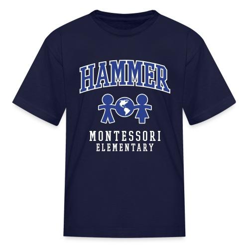 Child's Navy T-shirt - Kids' T-Shirt