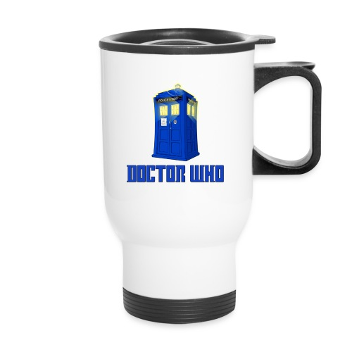 Dr Who Mug - Travel Mug