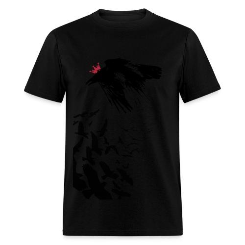 The Raven King - Men's T-Shirt