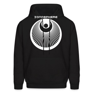 IONOSPHERE Band Merch. E-Eye Hoody - Men's Hoodie