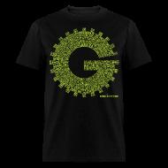 T-Shirts ~ Men's T-Shirt ~ Gizmonic Institue Radio - Every Episode Tee (Green)
