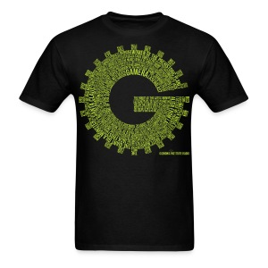 Gizmonic Institue Radio - Every Episode Tee (Green) - Men's T-Shirt