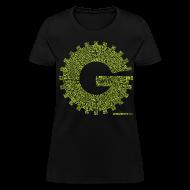 T-Shirts ~ Women's T-Shirt ~ Gizmonic Institue Radio - Every Episode Tee (Women's Green)