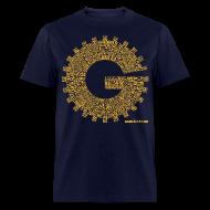 T-Shirts ~ Men's T-Shirt ~ Gizmonic Institue Radio - Every Episode Tee (Orange)