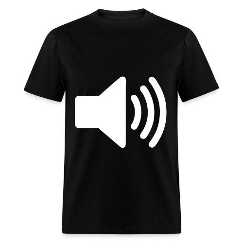 Turn Me Up - Men's T-Shirt