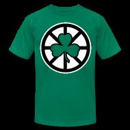 T-Shirts ~ Men's T-Shirt by American Apparel ~ Shamrock