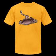 T-Shirts ~ Men's T-Shirt by American Apparel ~ 4 Bear