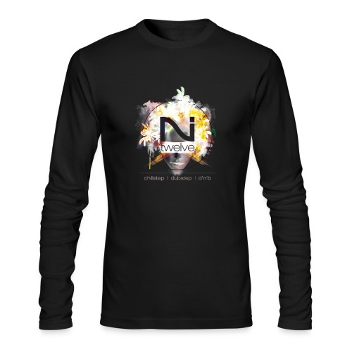Men's Long Sleeve T-Shirt by Next Level - Logo design by Kevin Ciardo: http://www.behance.net/kevinciardo