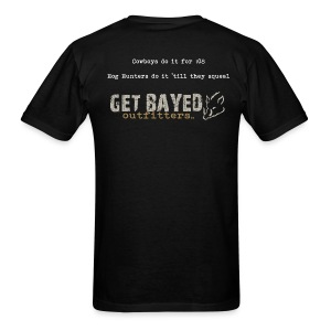 Hog Hunters do it till they squeal - Men's T-Shirt