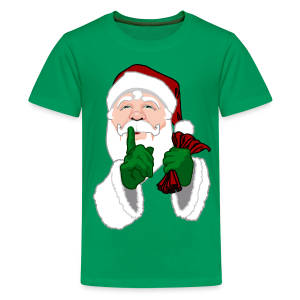 Kid's Santa Clause Shirt Kid's Santa T-Shirt - Kids' Premium T-Shirt