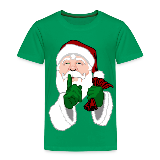 Santa Clause Baby Shirt Toddler Santa Shirt