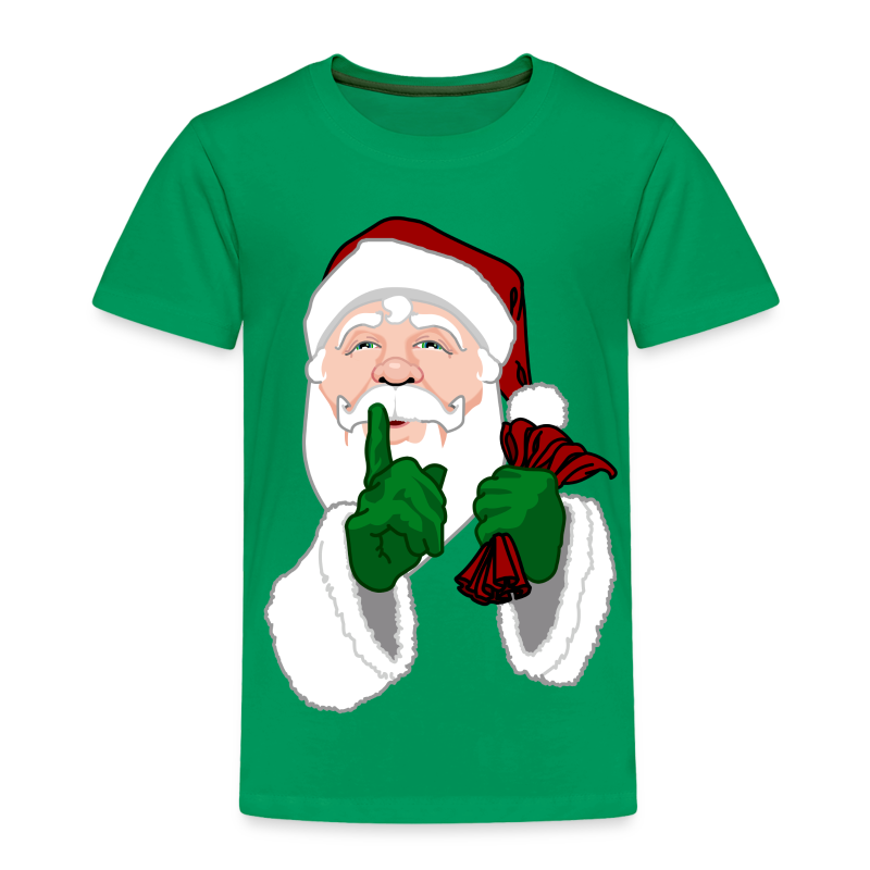 Santa Clause Baby Shirt Toddler Santa Shirt - Toddler Premium T-Shirt