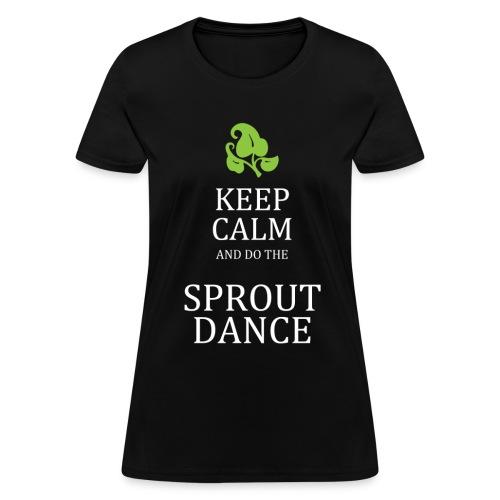 Sprout Dance (request) - Women's T-Shirt