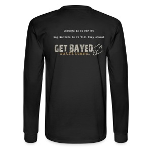Cowboys do it for :08 - Men's Long Sleeve T-Shirt