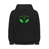 Sweatshirts ~ Kids' Hoodie ~ Alien Contact