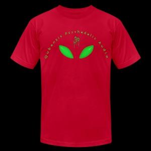 Qubenzis Psy Audio - Men's Fine Jersey T-Shirt