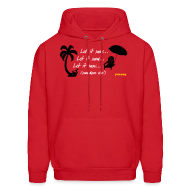 Hoodies ~ Men's Hoodie ~ Let It Snow