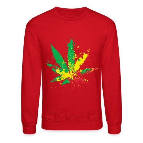 Weed Crewneck - Crewneck Sweatshirt