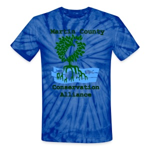 MCCA on Tied-dye - Unisex Tie Dye T-Shirt