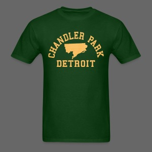 Chandler Park, Detroit - Men's T-Shirt
