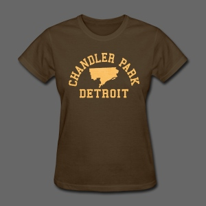 Chandler Park, Detroit - Women's T-Shirt