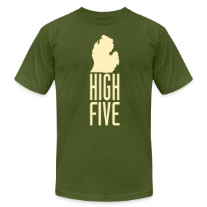 High Five Tee - Men's Fine Jersey T-Shirt