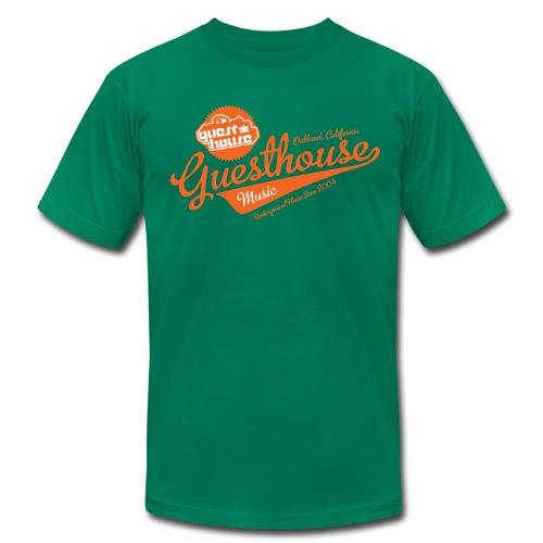 dark orange 2.png - Men's Fine Jersey T-Shirt