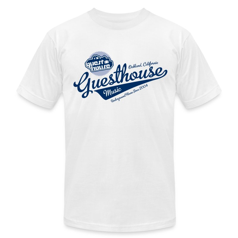 GuesthouseWMCShirts-PressFile - Copy.png - Men's T-Shirt by American Apparel