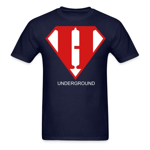 Superman Logo - Men's T-Shirt