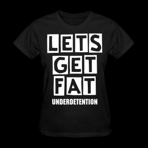 UnderDetention LGF Female - Women's T-Shirt