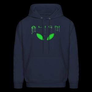 Alien Dribble - Men's Hoodie