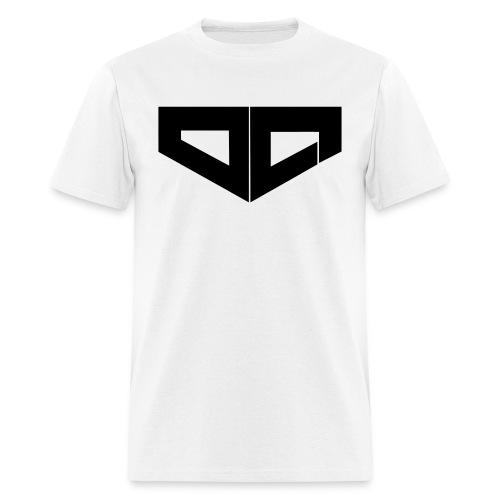 Playera Blanca (Logo Negro) - Men's T-Shirt