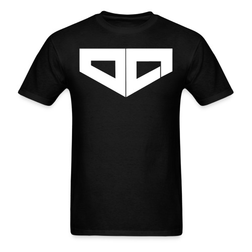 Playera Deus (Logo Blanco) - Men's T-Shirt