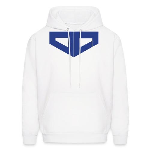 Sudadera Deus (Logo Azul) - Men's Hoodie