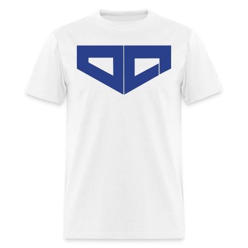 Playera Deus (Logo Azul) - Men's T-Shirt