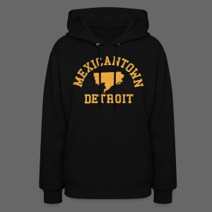 Mexicantown, Detroit - Women's Hoodie