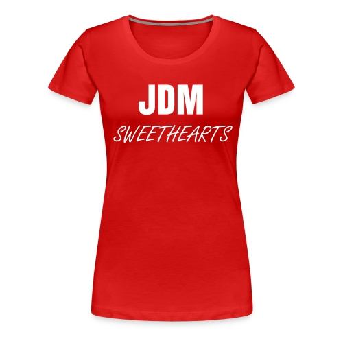 JDM Sweethearts - Women's Premium T-Shirt