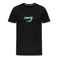 T-Shirts ~ Men's Premium T-Shirt ~ Crescent Moon Games Tshirt
