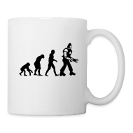 Mugs & Drinkware ~ Coffee/Tea Mug ~ [evolution]