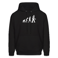 Hoodies ~ Men's Hoodie ~ [evolution]