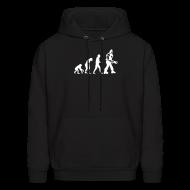 Hoodies ~ Men's Hoodie ~ [evolution]