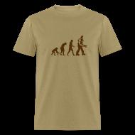 T-Shirts ~ Men's T-Shirt ~ [evolution]