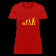 T-Shirts ~ Women's T-Shirt ~ [evolution]