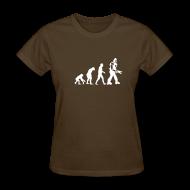 Women's T-Shirts ~ Women's T-Shirt ~ [evolution]